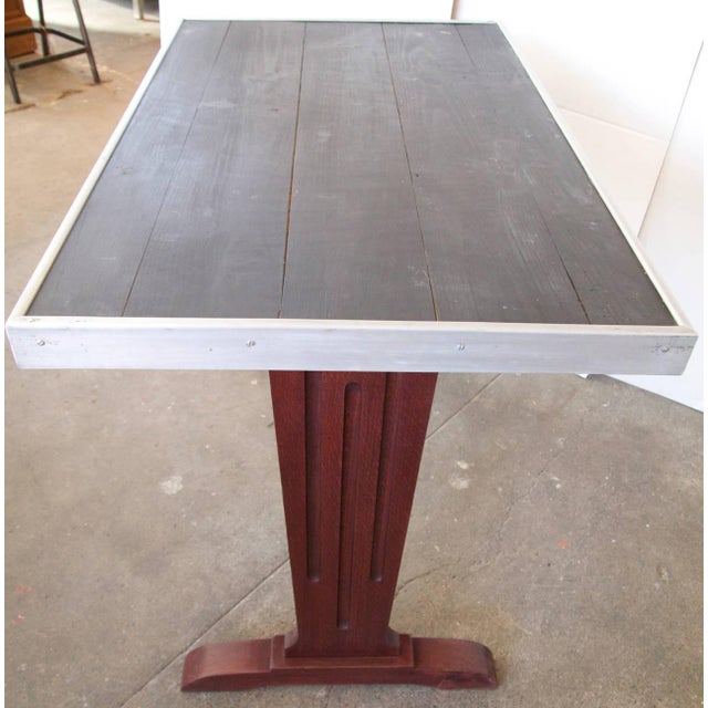 French Art Deco Bistro Table - Image 2 of 10