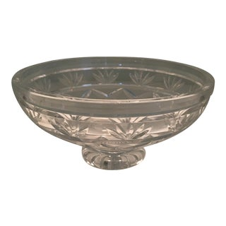 Waterford Crystal Candy Dish For Sale