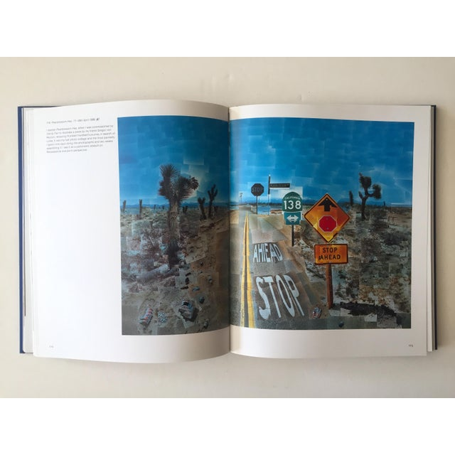 """David Hockney """" That's the Way I See It """" Vintage 1993 First Edition Hardcover Pop Art Book For Sale - Image 11 of 13"""