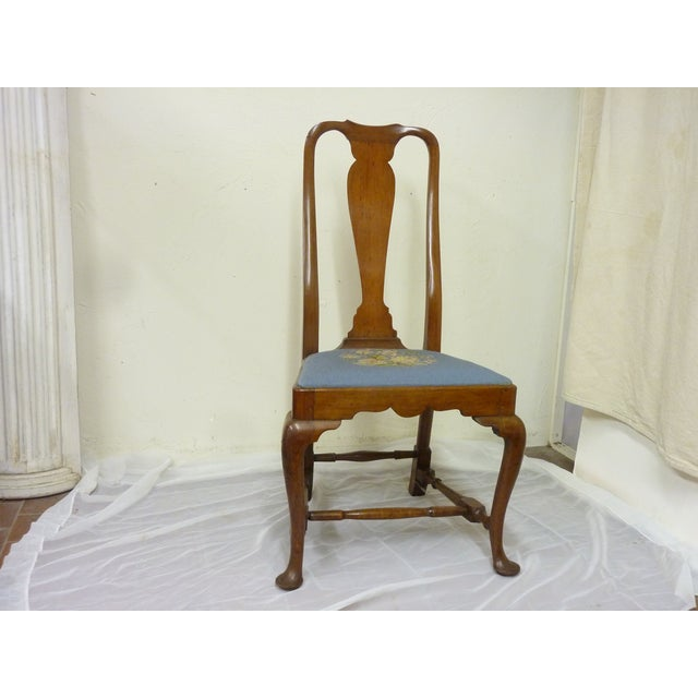 18th Century American Sidechair For Sale - Image 9 of 9
