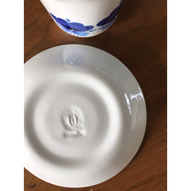 Stavangerflint by Rolf Froyland Cups, Saucers, and Small Plates - Set of 12 For Sale - Image 9 of 10