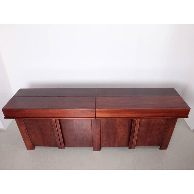 Huge German 1970s Credenza by Rincklake Van Endert For Sale - Image 9 of 10