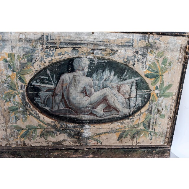 Late 18th Century 18th Century Italian Painting For Sale - Image 5 of 10