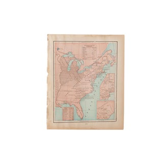 Cram's 1907 Map of Original Territories