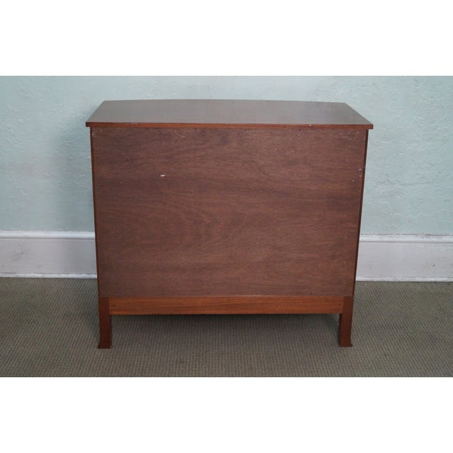 Stickley Colonial Williamsburg Mahogany Chest - Image 4 of 10