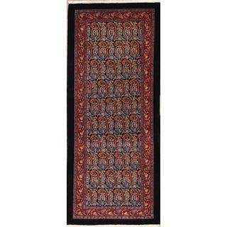 """1990's Persian Miri Runner- 2'5"""" X 5'9"""" For Sale"""