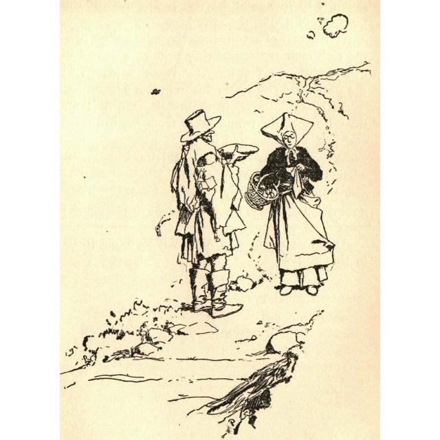 """Twilight Land"" 1922 Book By Howard Pyle - Image 3 of 5"