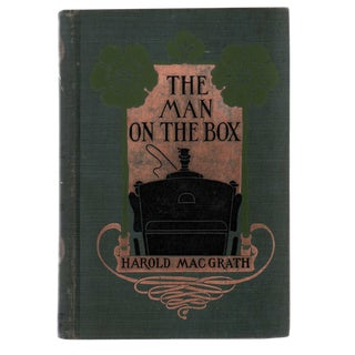 "1904 ""The Man on the Box"" Collectible Book For Sale"