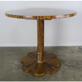 Italian Deco Style Rosewood Table, Circa 1980 Preview