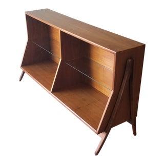 "1963 Kipp Stewart Drexel ""Declaration' Series Bookcase For Sale"