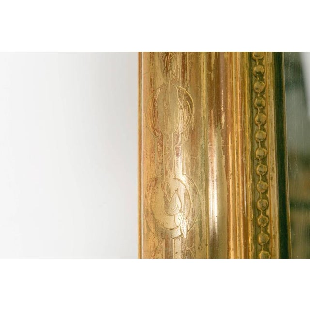 Grand Antique French Louis Philippe Period Mirror For Sale In Birmingham - Image 6 of 10