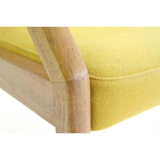 Danish Mid-Century Modern Arm Chair in Teak - Image 4 of 5