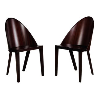 1980s Philippe Starck Chairs - a Pair For Sale
