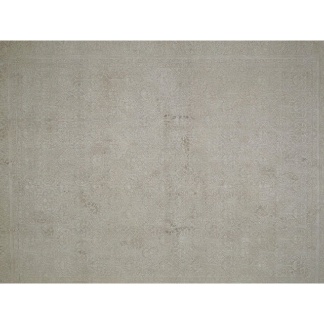 """Indian Chelsea Carpet - 7'9"""" x 10' - Image 3 of 6"""