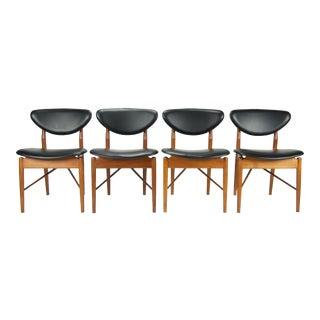 Finn Juhl Model 108 Dining Chairs - Set of 4
