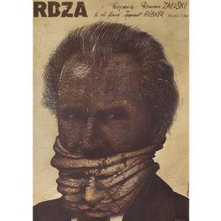 Rdza 1982 Polish B1 Film Poster For Sale