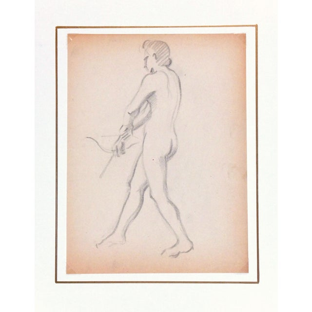 1940 Female Nude - Image 3 of 3