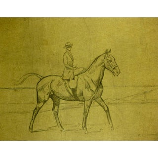 André Marchand, Woman on Horseback For Sale