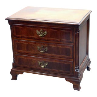 Baker Cherry Nightstand