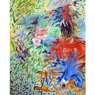 "2012 ""Phyllis' Garden "" Original Print by Mark Boge For Sale"