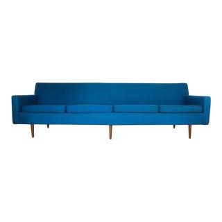 Milo Baughman for Thayer Coggin Mid Century Modern Sofa For Sale