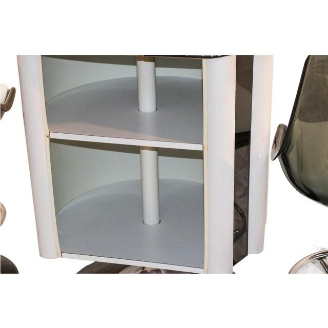 Chromcraft Mid-Century Modern Bar & Stools - Set of 3 - Image 9 of 9
