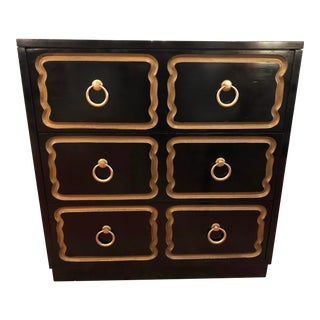 1980s Regency Chest of Drawers For Sale