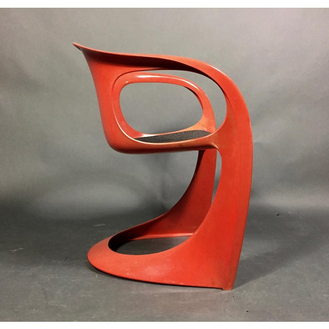 1970s Alexander Begge Casalino Chair for Casala, 1970s, Germany For Sale - Image 5 of 12