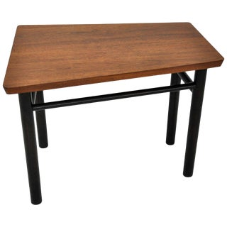 Dunbar Angular End Table by Edward Wormley For Sale