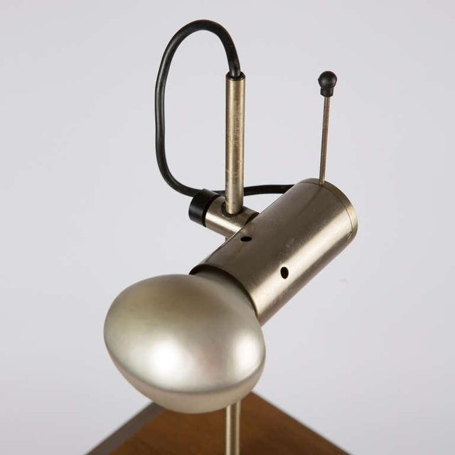 Table Lamp by Tito Agnoli for O-Luce For Sale - Image 6 of 10
