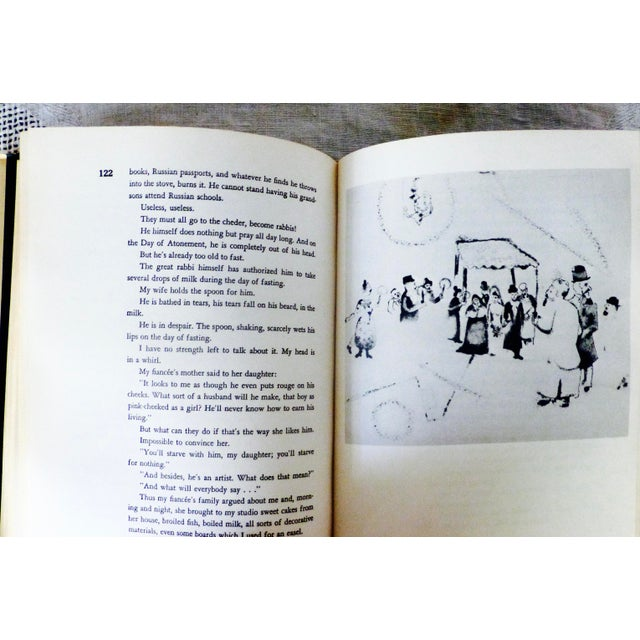 """""""My Life"""" Illustrated Book by Marc Chagall - Image 6 of 9"""