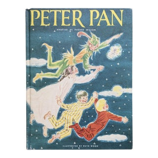 Vintage Peter Pan Book