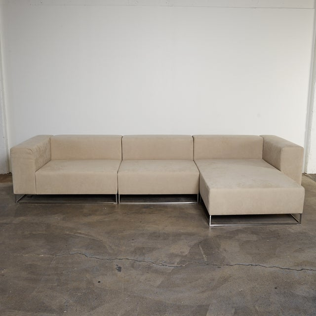 Living Divani 'Wall 2' Sectional by Piero Lissoni - Image 2 of 4