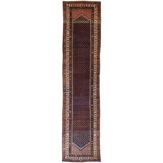 Antique Persian Malayer Hall Runner For Sale