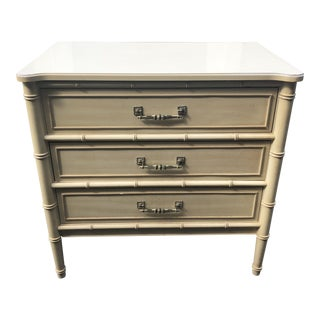 1970s Chinese Henry Link Chest With Shelves