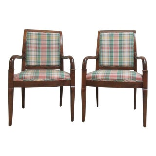 Henredon French Country Dining Chairs - A Pair