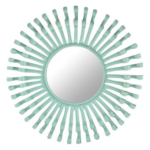 Selamat Designs Florence Broadhurst Mayfair Swirls Mirror - Image 2 of 2