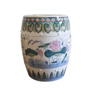 Asian Style Garden Stool