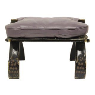 Camel Saddle Stool For Sale