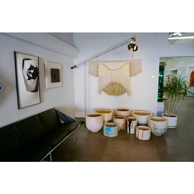 Ceramic Glass Blowers Vessel For Sale In Palm Springs - Image 6 of 7
