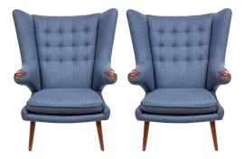 Image of Newly Made Wingback Chairs