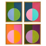 """XL """"Forevers Set of 4"""" Prints by Stephanie Henderson, 50"""" X 62"""""""