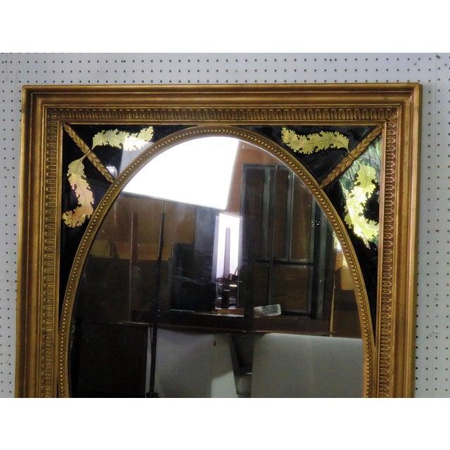 Hollywood Regency Antique Regency Style Mirror For Sale - Image 3 of 6