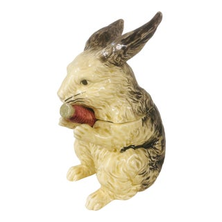 1980s Haldon Bunny Condiment Server For Sale