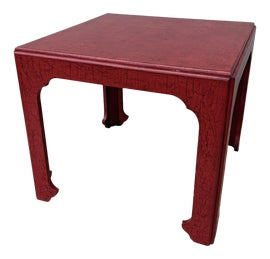 Image of Chinese Accent Tables