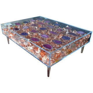 Modernist Coffee Table by Pegaso Gallery For Sale