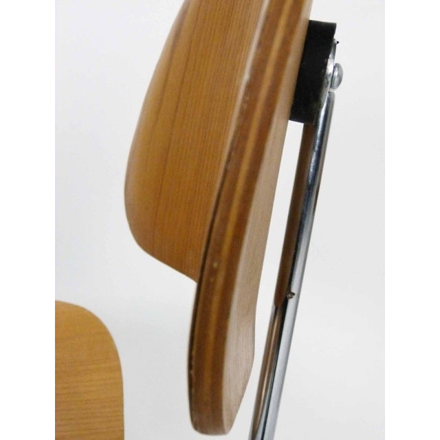Eames DCM Dining Chair in Ash - Image 9 of 10