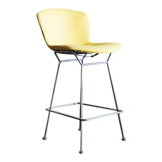Harry Bertoia Set of Four Bar Stools for Knoll International, 1970s For Sale