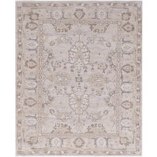 "Mansour Superb Quality Agra Rug - 6'4"" X 7'8"" For Sale"