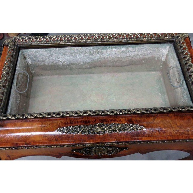 Louis XV Style Inlaid Cellarette For Sale In Philadelphia - Image 6 of 7